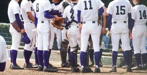 高校野球の福岡県大会