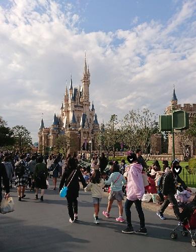 東京ディズニーランドの混雑予想