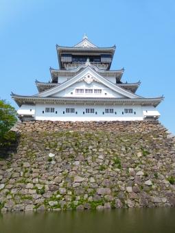 小倉城とかリバーウォーク