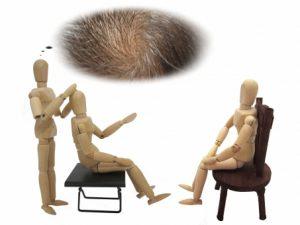 髪の毛の相談