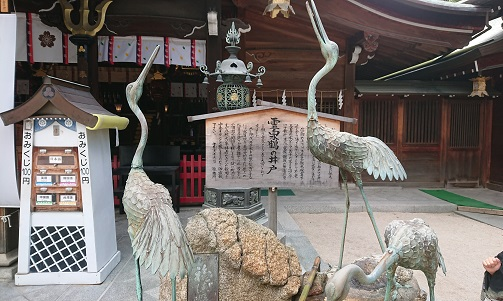 櫛田神社の好きなスポット