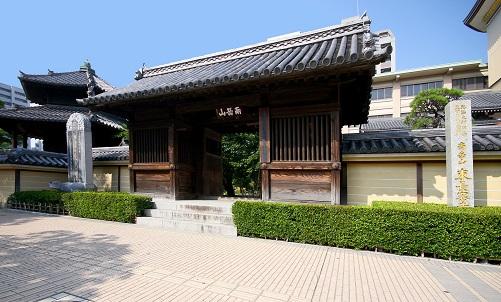 東長寺が色々見どころあり