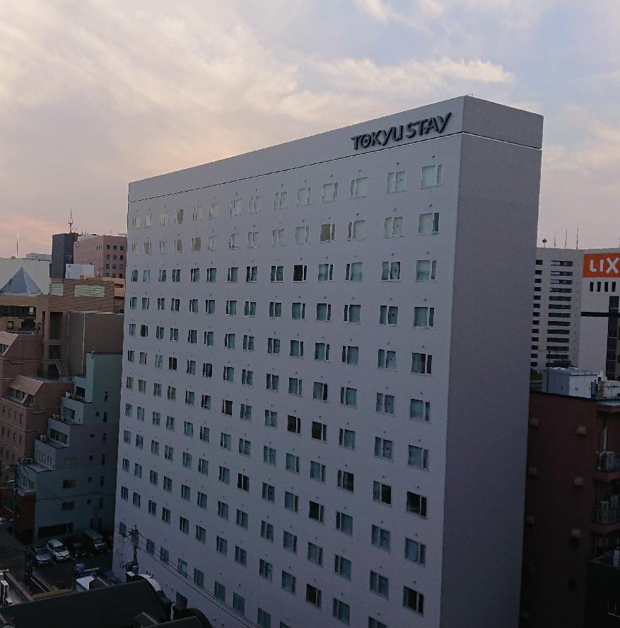 東急ステイ福岡天神が綺麗